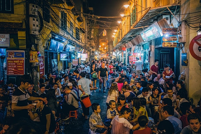 Hanoi Old Quarter Nightlife - Best Night Clubs 2