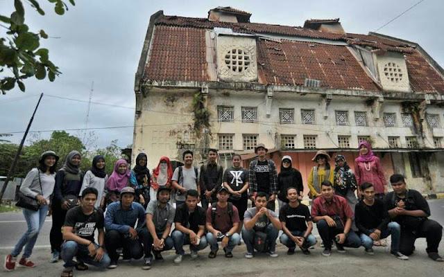 Padang Heritage Walk