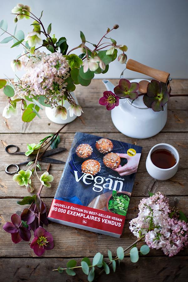 Achetez le livre vegan