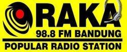 Streaming Radio Raka 98.8 FM Bandung