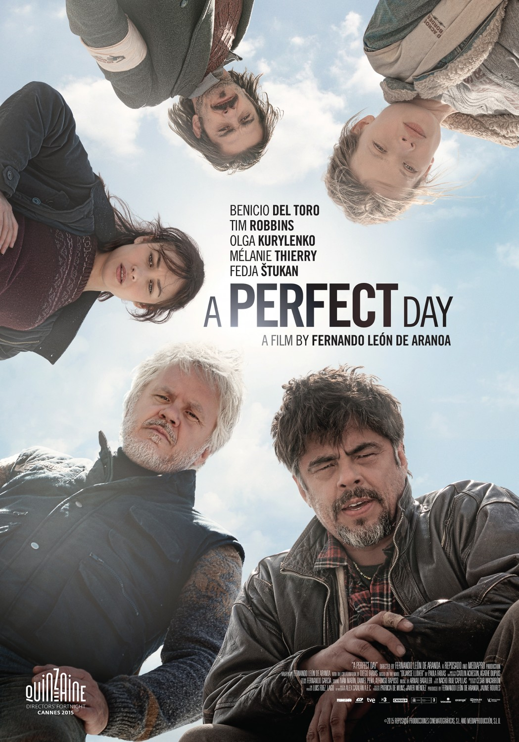 Nonton Film A Perfect Day (2015)