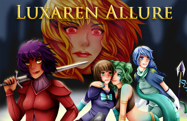 Game RPG Petualangan PC Luxaren Allure