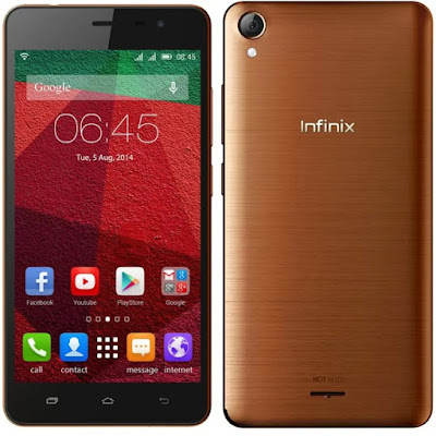 HP Andorid Tebaru Murah RAM 2 GB Infinix Hot Note X551