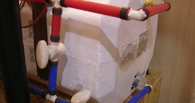 The Rv Doctor Rv Water Heater By Pass Valves Again