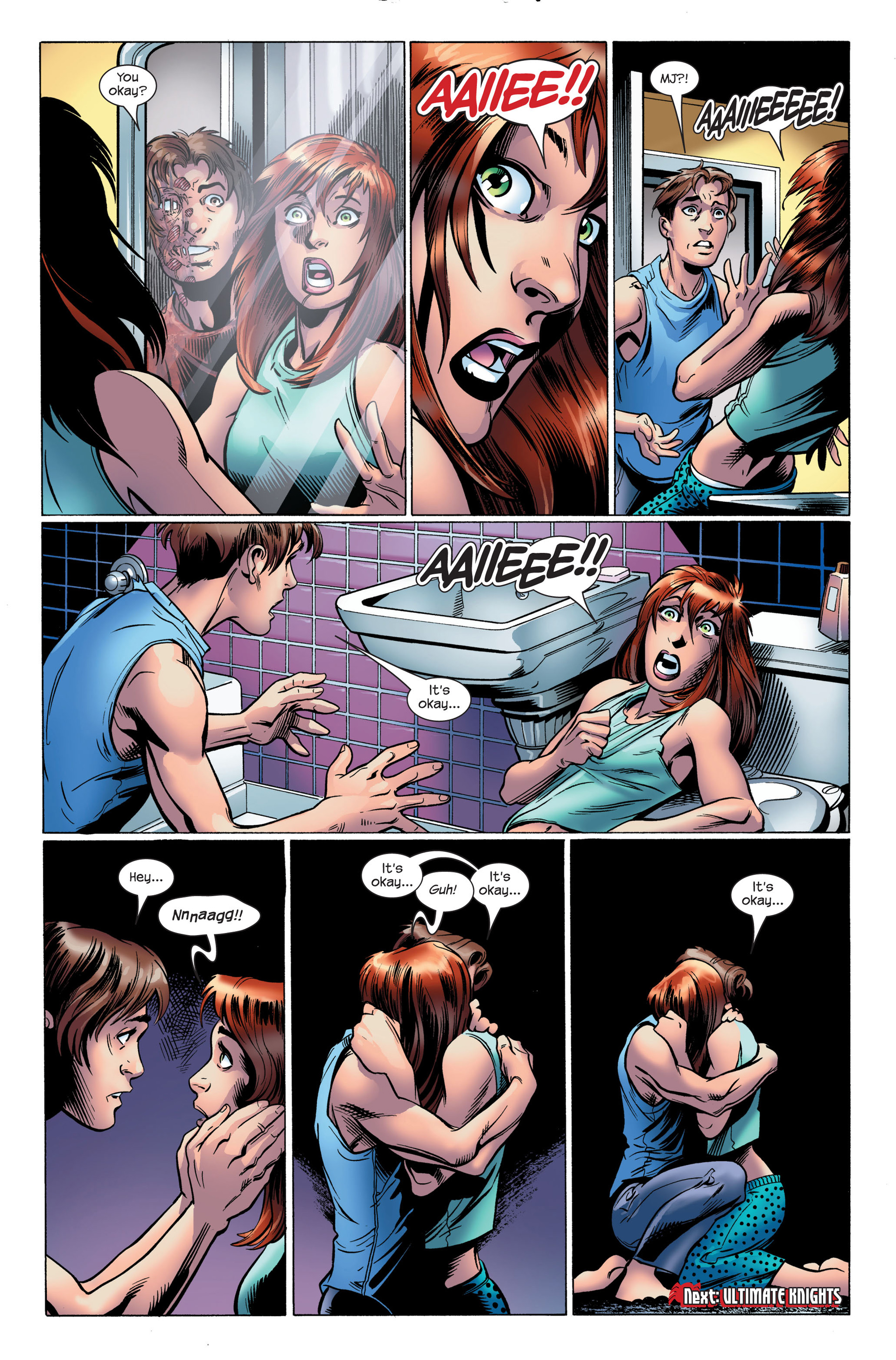 Read online Ultimate Spider-Man (2000) comic -  Issue #105 - 23