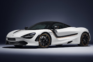 McLaren 720S Track Theme (2018) Front Side