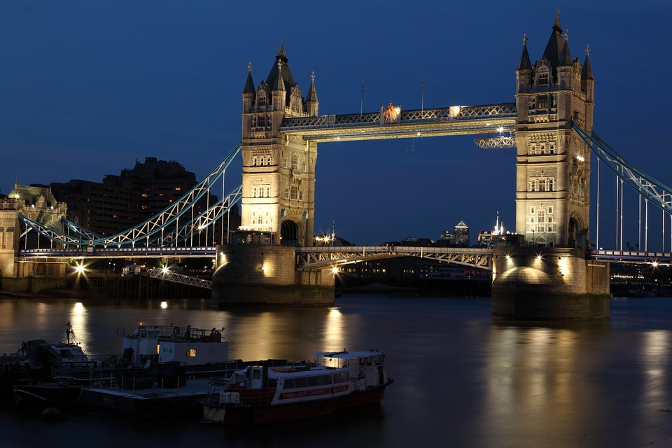 ways to see london attractions