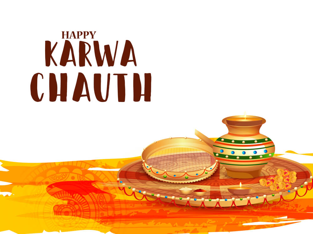 Karva Chauth Images.