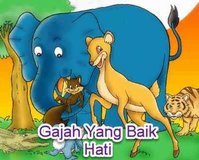 Gajah Yang Baik Hati