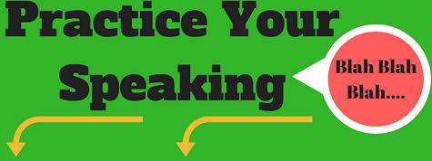 Berlatih public speaking dengan bercakap sendiri