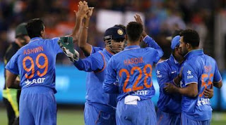 Ind vs Aus - India won by 6 wickets