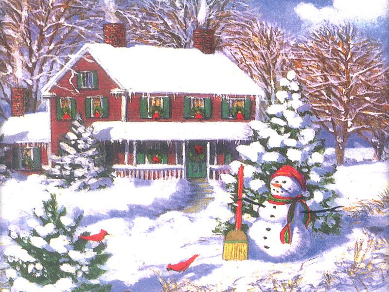 100 Holiday Scenes Wallpaper Hd Wallpapers: Gezdimgordumdenoldu: Christmas