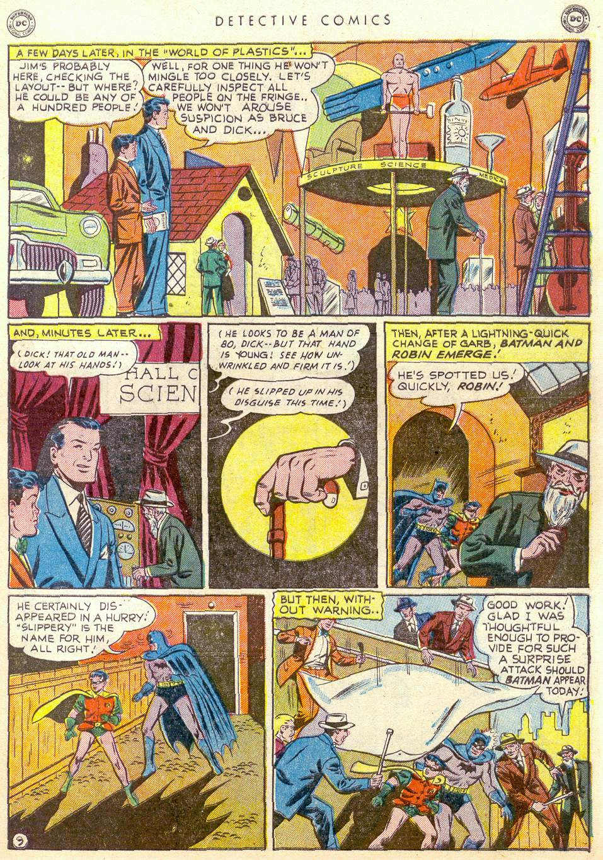 Read online Detective Comics (1937) comic -  Issue #163 - 10