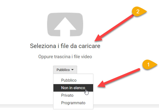 caricare-video-youtube