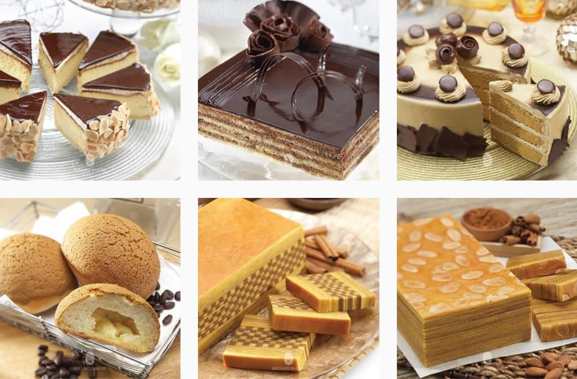 Promo Diskon 40% Di Holland Bakery Untuk Semua Produknya Tanpa Syarat