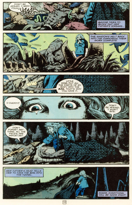 Read online Animal Man (1988) comic -  Issue #81 - 19