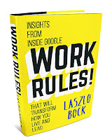 Work Rules by Lazlo Bock
