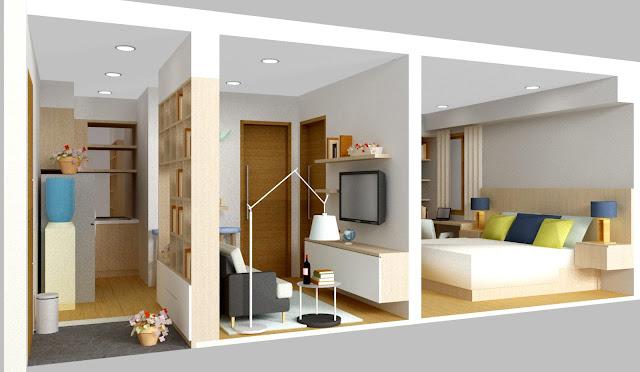 Desain Interior Percantik Rumah Minimalis