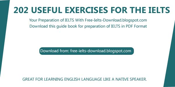 202 Useful Exercises For IELTS Practice PDF - Fast & Free