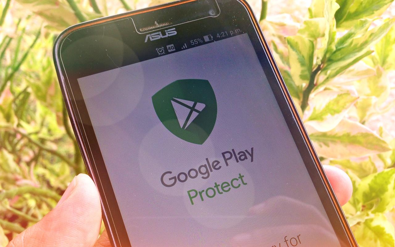 Google Play Protect Memastikan Peranti, Data Dan Aplikasi Anda Selamat
