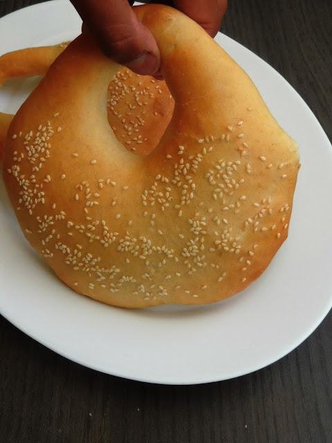 Kaak, Lebanese Kaak