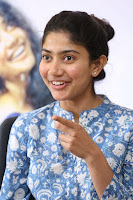 Sai Pallavi looks super cute in plain dress at her interview in Telugu about movie Fidaa ~ Exclusive Celebrities Galleries 047.JPG