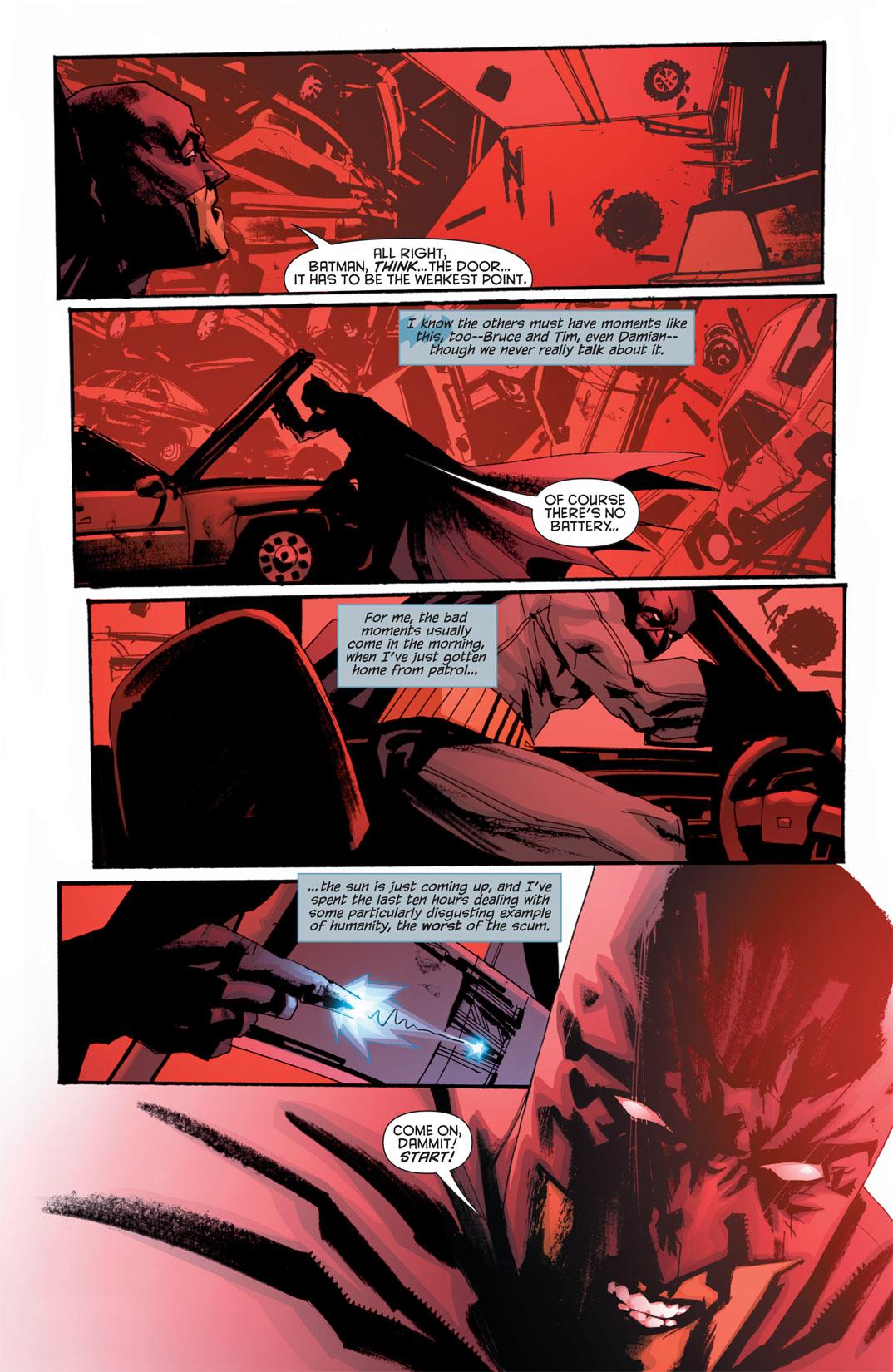 Detective Comics (1937) 877 Page 2