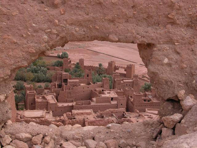 Kasbah Wüste