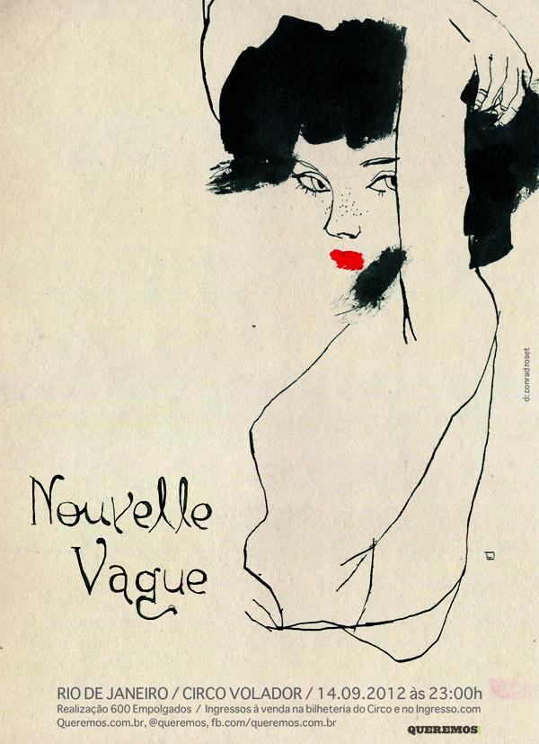Poster do filme Nouvelle Vague