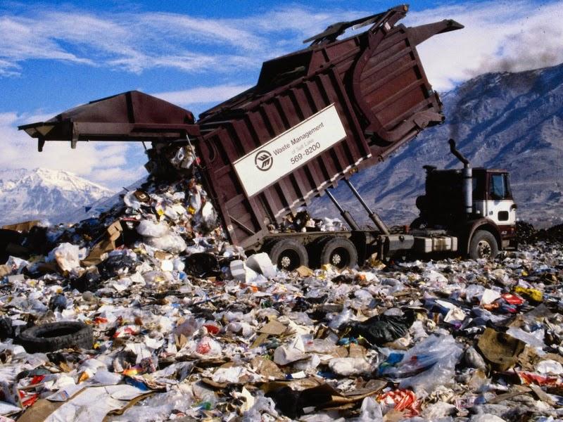 sampah untuk dikitar semula untuk buat tuala wanita tapi tidak bagi pad bio seleza
