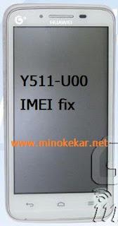 Y 511-IMEI Null Fix Firmware