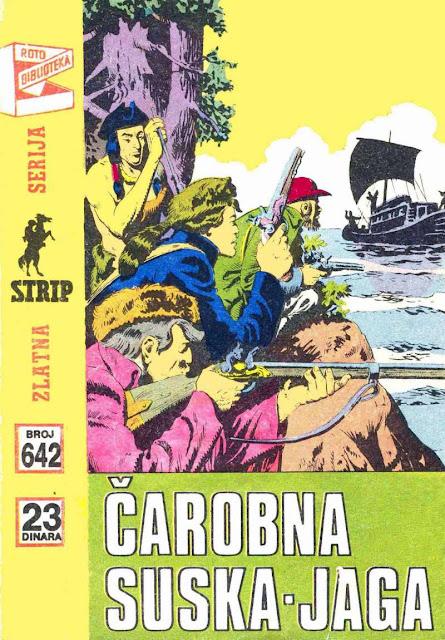Carobna Suska-Jaga - Komandant Mark