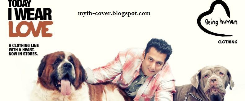 Salman Khan Human Beaing Facebook Cover Photos New