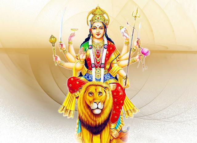 Navratri Images Durga Maa Wallpaper