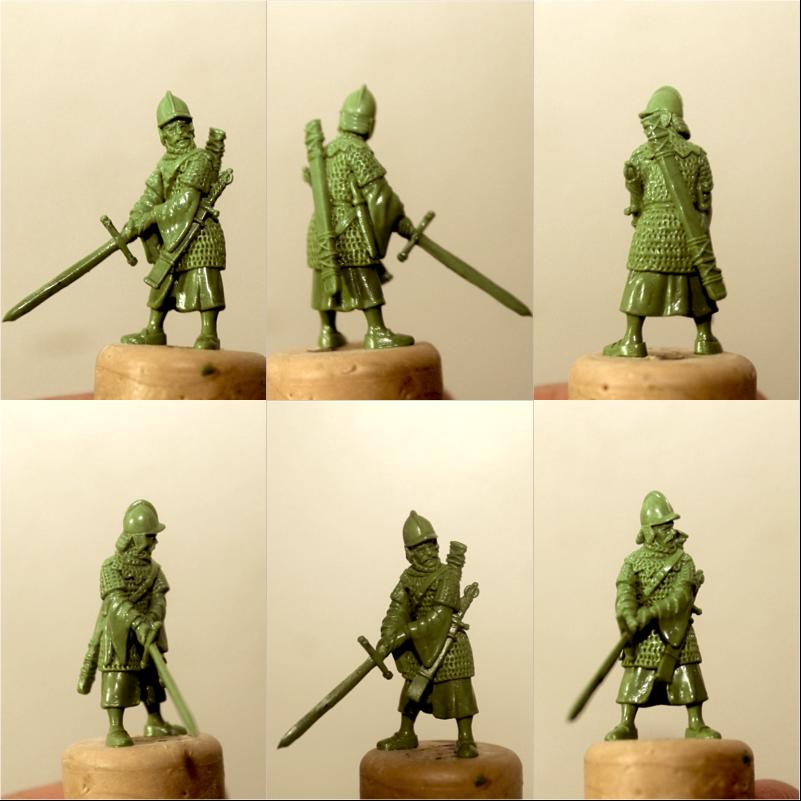 "[TMP] ""Royal Lion Miniatures Gallowglass Warriors."" Topic"
