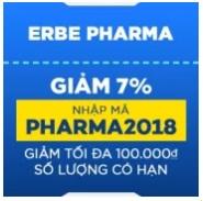 khuyến mãi tháng 2 erbe pharma