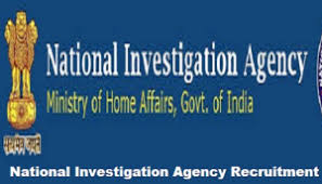 National Investigation Agency Recruitment 2017,Sub Inspector & Assistant Sub Inspector,39 post