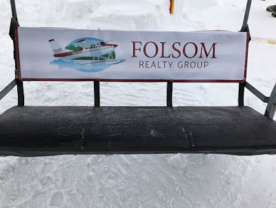 Folsom Realty Group Chair Lift Banner | Banners.com