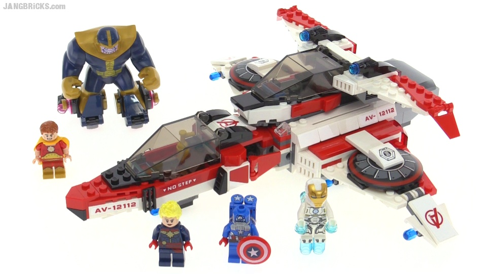 marvel lego mission 6
