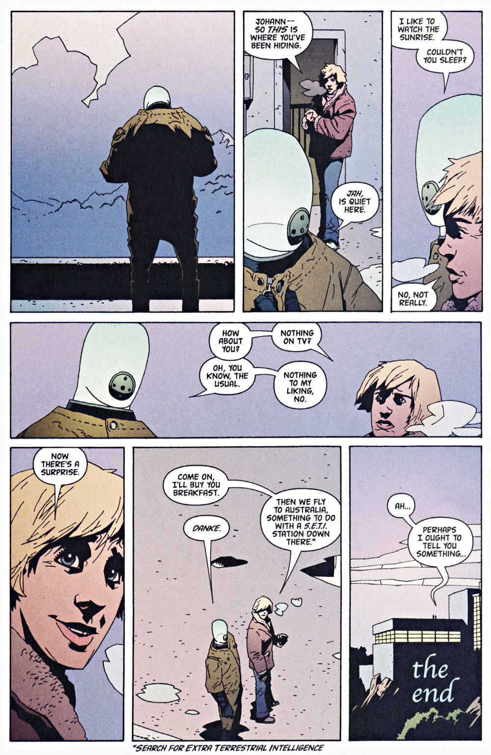 Read online Hellboy: Weird Tales comic -  Issue #7 - 28