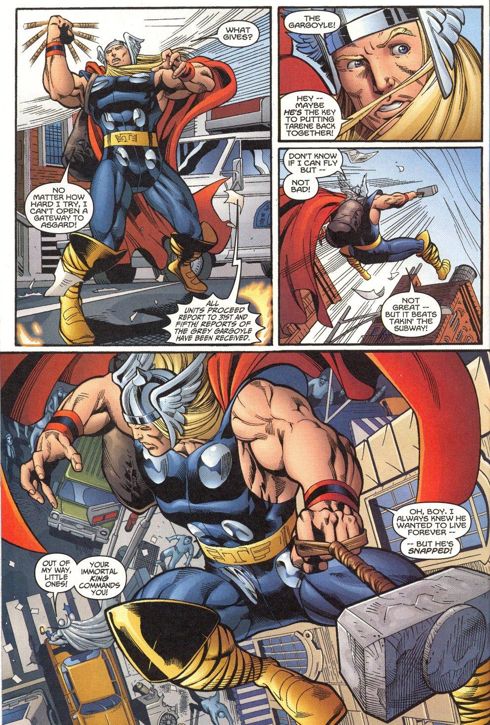 Thor (1998) Issue #47 #48 - English 20