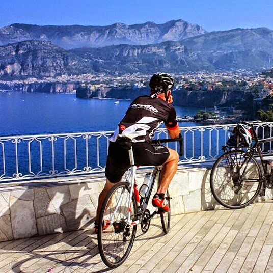 bike rental positano