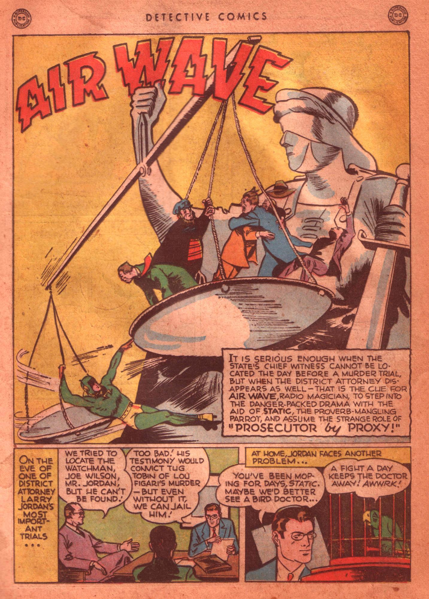 Read online Detective Comics (1937) comic -  Issue #125 - 17