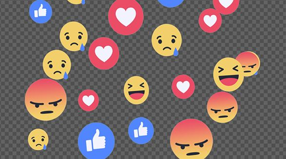 Facebook Ajoute Ses 6 Reactions Emojis Aux Facebook Stories