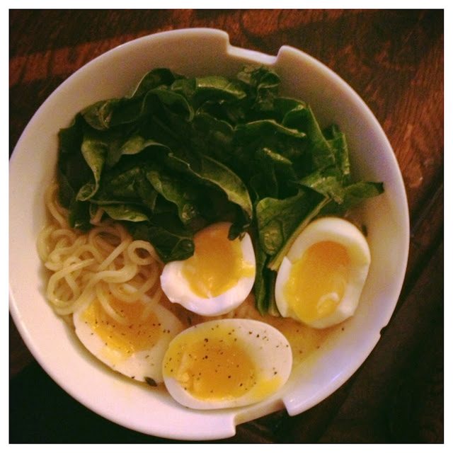 Eating Fabulously, Christopher Stewart, DIY Ramen Noodle recipe