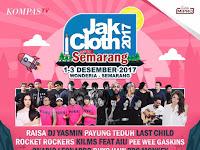 JakCloth Goes to Semarang Digelar 1-3 Desember 2017
