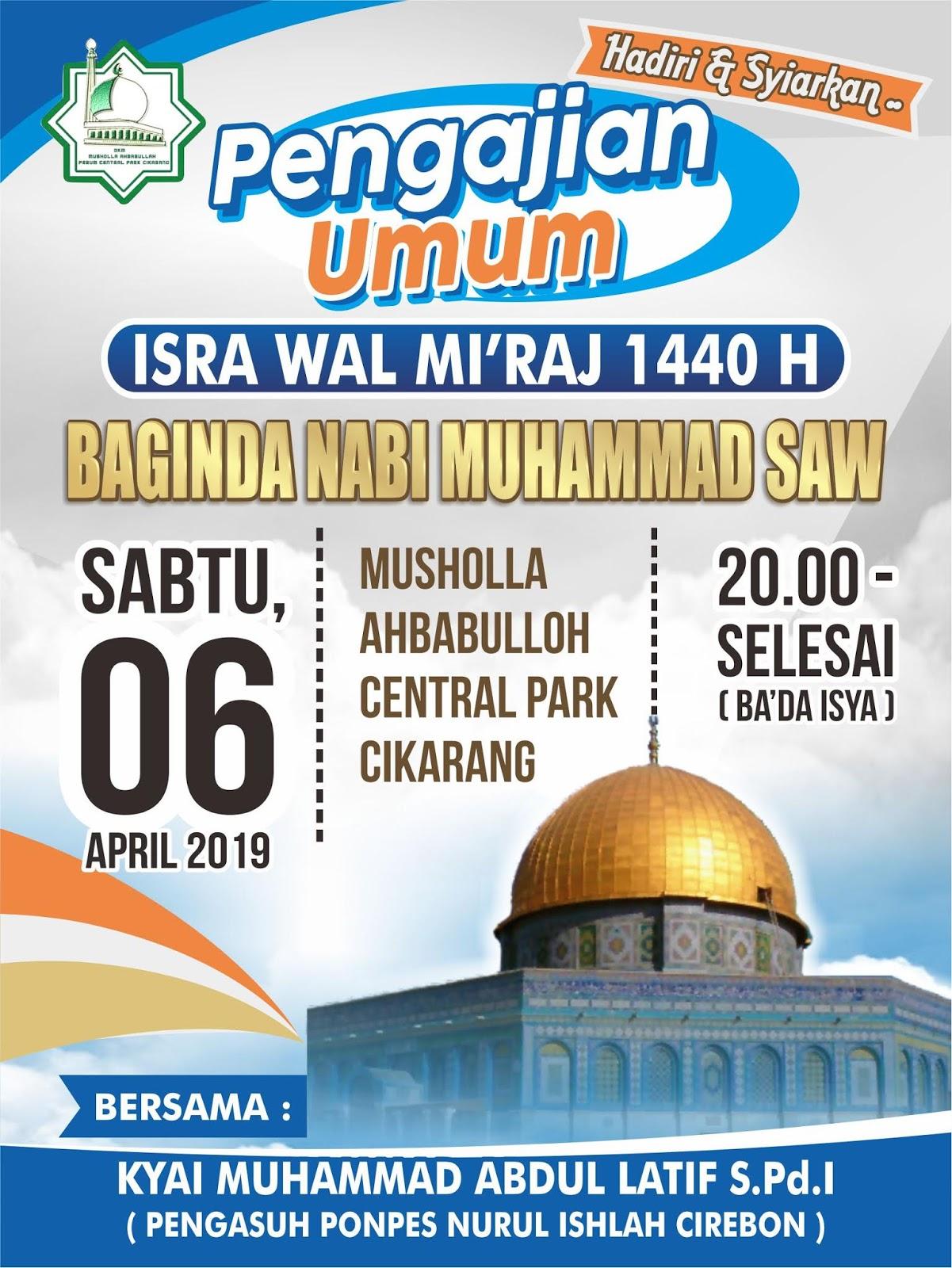 Perayaan Hari Hari Besar Islam Di Indonesia