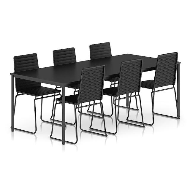3D model free -  Modern Furniture_18