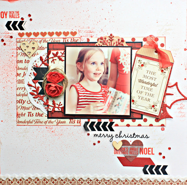 Kaisercraft Frosted Publication by Alicia McNamara