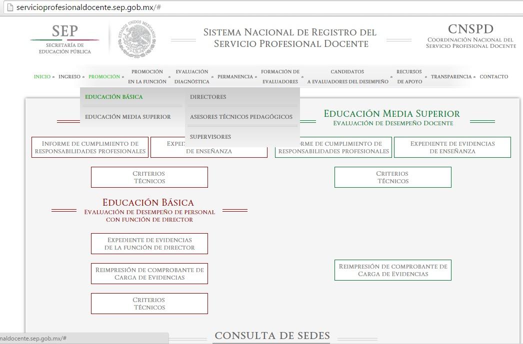 Telesecundaria papantla servicio profesional docente for Convocatoria para docentes 2016